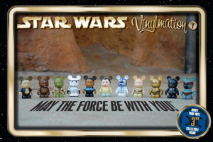 Vinylmation série Star Wars