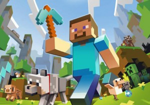 Minecraft : le jeu geek  ne pas manquer