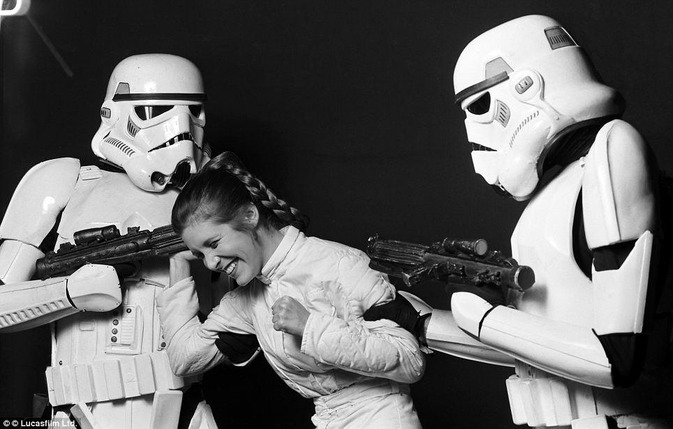 Making off Star Wars V