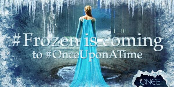 La Reine des Neiges dans Once Upon a Time