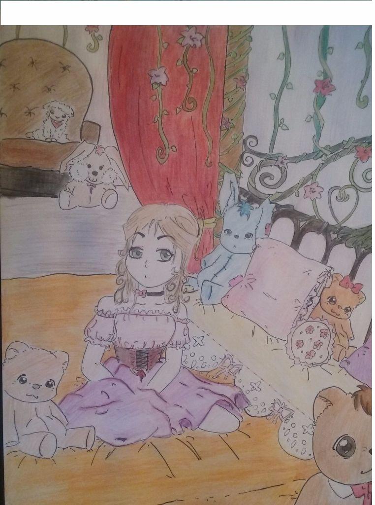 Princesse Peluche