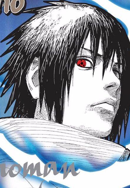 Sasuke roman