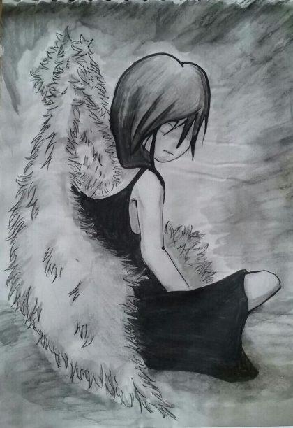 L'ange déchu