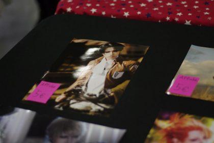 Stand Reika, voici la photo cosplay que j'ai acheté :3
